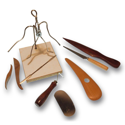 Handbuilding & Sculpture Tools