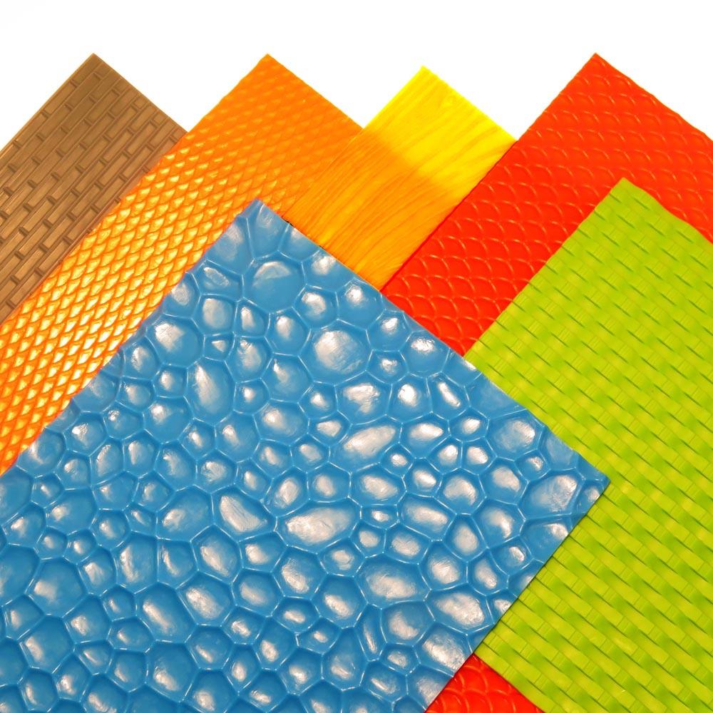 Texture Mats & Molds