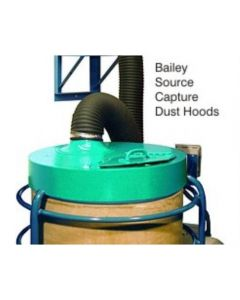 Dust Collection Hood for Soldner Studio Mixer (Hood Only)