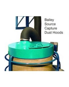 Dust Collection Hood for Soldner Professional Mixer (Hood Only)