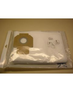 Synthetic Dust Bags for Attix 30 (Pkge of 5)