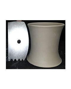 C-800-BETSY Mug Makin' Betsy Rib WiziWig Tools