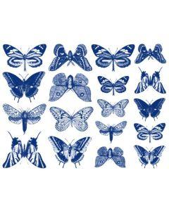 Small Butterflies Decals