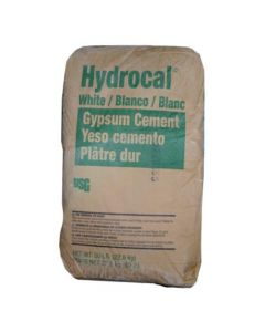 Plaster- Hydrocal
