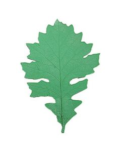 Large Oak Leaf Press Mold Mat