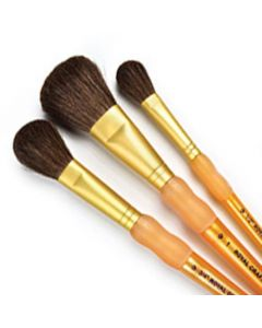 Soft Grip Mop 3 Brush Set