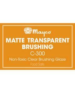 Matte Transparent C-300