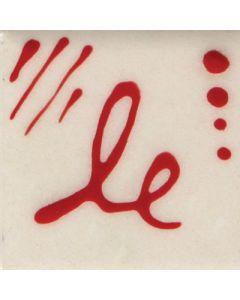 Red Designer Liner SG-403