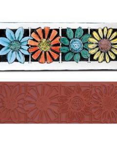 Mayco Four Flower Stamp