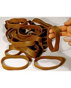 "9"" x 7/8"" Rubber Bands (1 lb. Bag)"