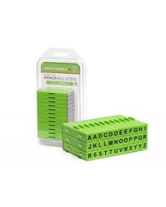 Xiem Uppercase Letters Stamp Set