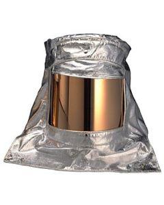 Didymium II Heat Reflective Face Shield & Hood
