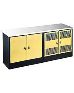 9300 Damp And Dry Work Cabinet