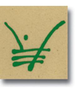 Green Potter's Pen