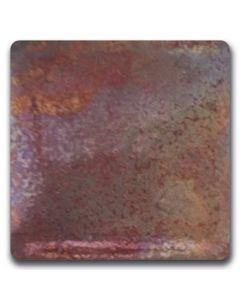 C-R13-LB Copper Laguna Raku Glaze