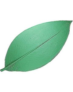 Large Canna Leaf Press Mold Mat