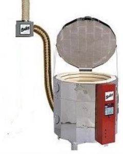 Bailey Single Fume Vent System