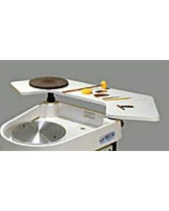 Bailey Wheel Wrap Around Counter w/Poles