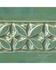 Amaco Potters Choice Glazes Emerald Falls PC-47 Emerald Pottery Glaze Green Glaze
