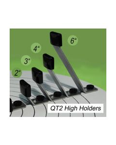 "Extra 1"" QT II Holder Set (4)"