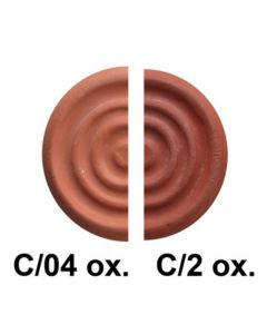 #103 Red Earthenware Clay C/06-2