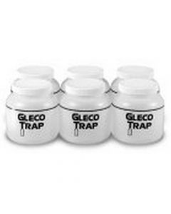 Case (6) Gleco 43 Oz Bottles