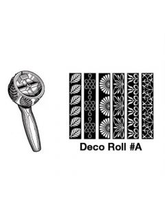 CA Pot Tools Deco Roll Set #A