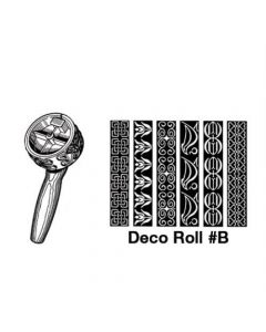 CA Pot Tools Deco Roll Set #B