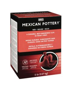 Mexican Pottery Clay (5 lbs)