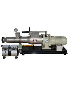 Bailey MSV 12-SS Stainless Steel Deairing Mixer/Pugmill