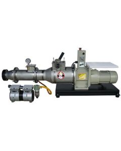 Bailey MSV25-SS Stainless Steel Deairing Mixer/Pugmill