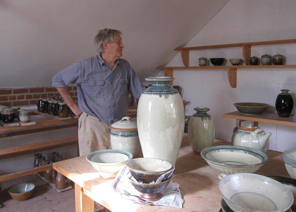 Mystery Pot 37 Maker Richard Batterham