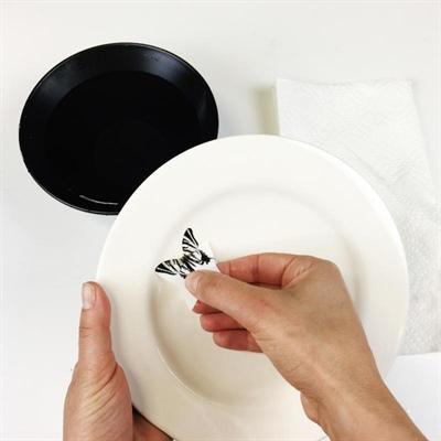 Water-Slide Ceramic Decals
