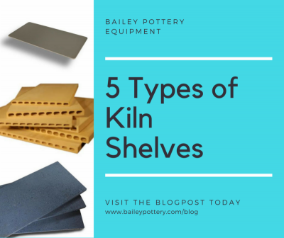 The 5 Types of Kiln Shelves You Need to Know About
