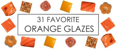 31 of Our Favorite Orange Glazes
