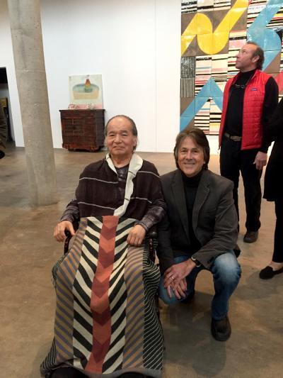 Meeting Jun Kaneko