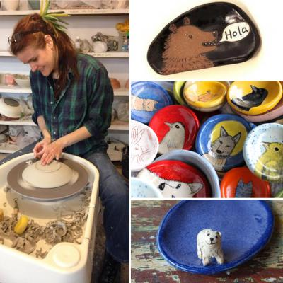 #MadewithaBailey Interview with Lora Shelley