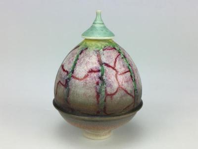 Mystery Pot 35 Maker Geoffrey Swindell