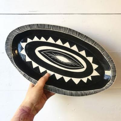 New GR Pottery Accessories + Plates Created with GR Forms!