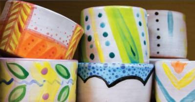 AMACO Teacher's Palette (TP) Glazes