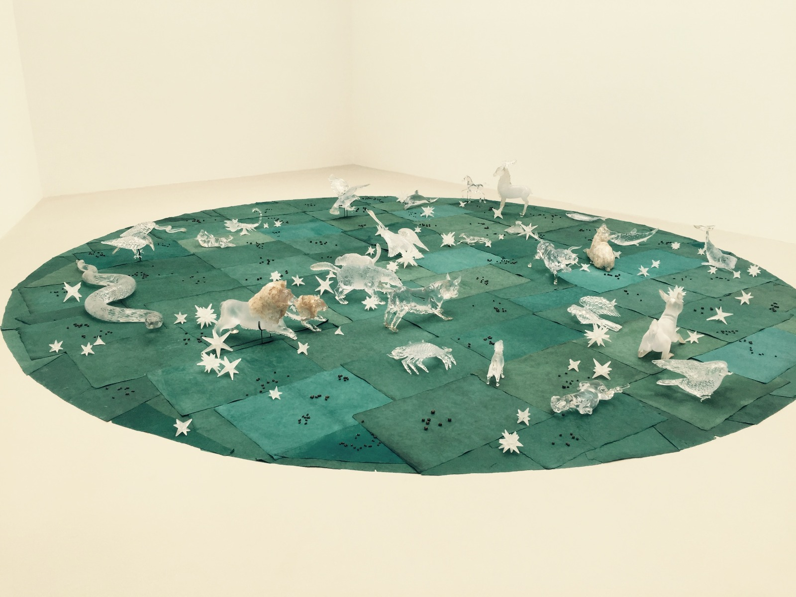 "Kiki Smith ""Constellation"""