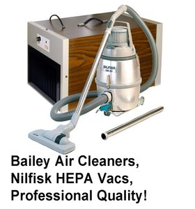 Bailey Air Cleaners